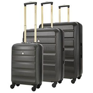 lote de maletas Aerolite ABS