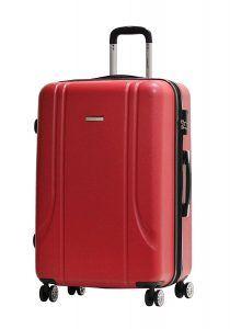 maleta Smart de Alistair roja