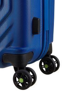 ruedas de la maleta Air Force 1 de American Tourister