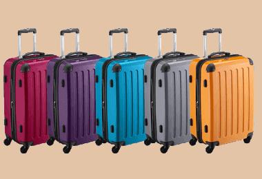maletas Alex de Hauptstadtkoffer de varios colores