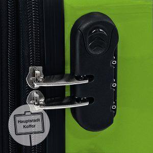 candado de la maleta Alex de Hauptstadtkoffer