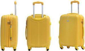 maletas amarillas