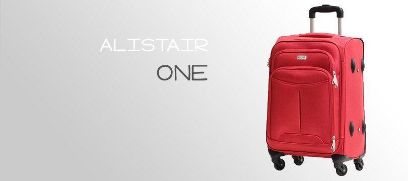 59a0967eb ¿Quién dijo que las maletas blandas no podían ser la mejor opción para  viajar? Alistair lo demuestra con su modelo One, una maleta tan atractiva  como ...