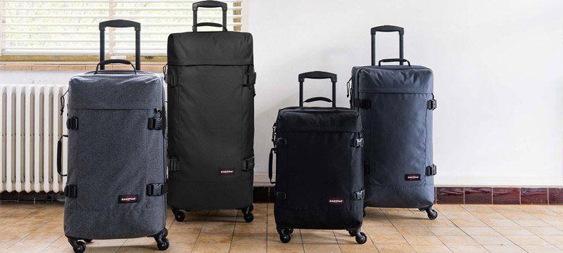 varias maletas Trans4 de Eastpak