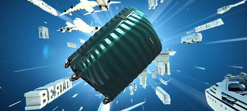 maleta Lite Shock de Samsonite