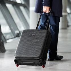 maleta de 2 ruedas