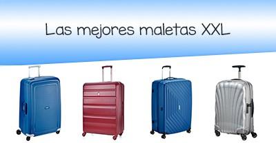 6894facee Las 4 mejores maletas XXL [lleva todo lo que quieras de viaje ✅]