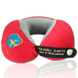 cojín de viaje Travel Earth