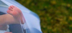 mosquitera de viaje infantil
