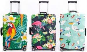 fundas para maleta de varios estampados