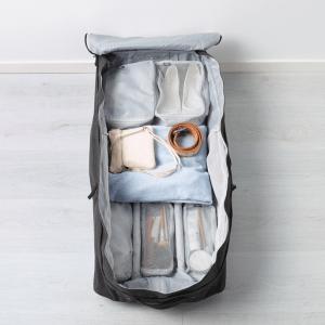 bolsa de viaje con organizadores